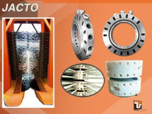 Kit Anéis de Vareamento - Máquinas Jacto