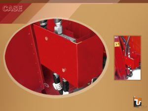 Proteção das Válvulas - Máquinas Case