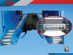 Talisca da Esteira Primária - Máquinas TDI